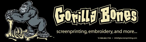 GB Screenprinting